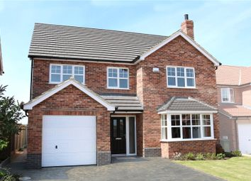 Thumbnail 5 bed detached house for sale in Plot 6, The Duchess, Sycamore Gardens, Cherry Lane, Wootton, North Lincolnshire