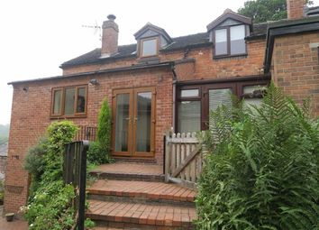 Thumbnail 2 bed cottage for sale in Carr Bank, Oakamoor, Stoke-On-Trent