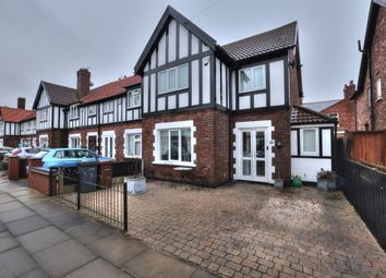 Thumbnail 3 bed end terrace house for sale in Alder Grove, Waterloo, Liverpool