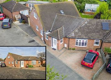 Thumbnail 3 bed semi-detached bungalow for sale in Dickens Avenue, Hillingdon, Middlesex
