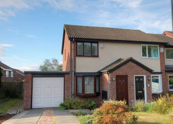 2 bed semi-detached house for sale in Aldeburgh Avenue, Lemington Rise, Newcastle Upon Tyne NE15