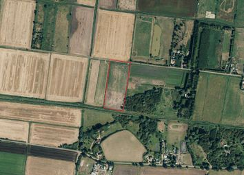 Thumbnail Land for sale in Harpers Drove, Ramsey Heights, Huntingdon, Cambridgeshire.