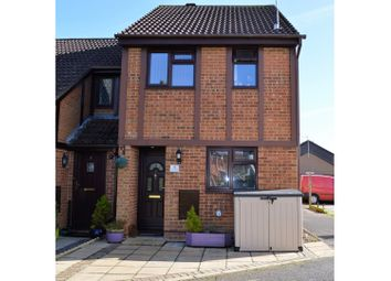 Thumbnail 2 bed end terrace house for sale in The Owlets, Covingham, Swindon