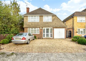 Thumbnail 3 bed detached house for sale in Long Lane, Hillingdon, Middlesex