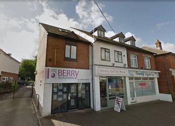 Thumbnail 3 bed flat for sale in Rumbridge Street, Totton