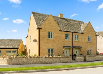 Thumbnail 4 bed semi-detached house for sale in The Maple, Amberley Park, London Road, Tetbury, Gloucestershire