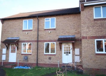 Thumbnail 2 bed terraced house for sale in Sully Close, Bridgwater