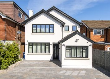 Thumbnail 3 bed detached house for sale in Thatcham Gardens, Whetstone