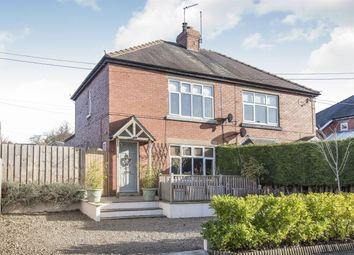 Thumbnail 3 bed semi-detached house for sale in Berrygate Lane, Sharow, Ripon