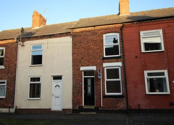 Thumbnail 3 bed terraced house to rent in Renshaw Street, Northwich