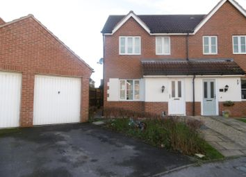 Thumbnail 3 bed semi-detached house for sale in Nursery Vale, Morton, Gainsborough