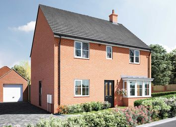"Thumbnail 4 bed detached house for sale in ""The Pembroke"" at Arlesey Road, Stotfold, Hitchin"