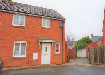 Thumbnail 3 bed semi-detached house for sale in Kiln Close, Devizes