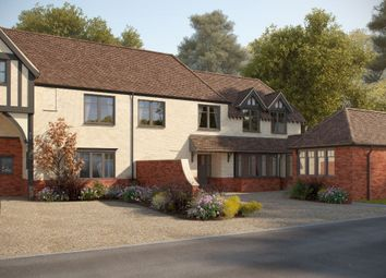 Thumbnail 4 bed mews house for sale in Sunning Avenue, Sunningdale, Ascot