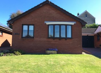 Thumbnail 4 bedroom bungalow for sale in Pinetree Close, Burry Port