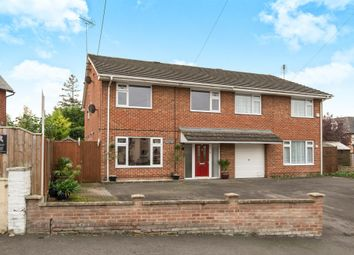 Thumbnail 4 bed semi-detached house for sale in Old Winton Road, Andover