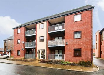 Thumbnail 1 bed flat to rent in Swanwick Lane, Broughton, Milton Keynes, Bucks