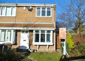 Thumbnail 2 bed terraced house to rent in Kestrel Way, North Shields