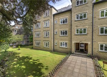 Thumbnail 2 bed flat for sale in Hampton Court, Grove Road, Ilkley, West Yorkshire