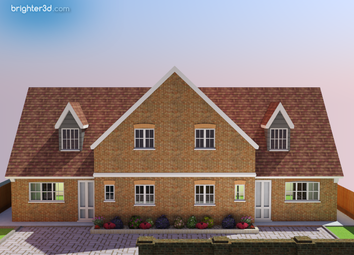 Thumbnail 2 bed semi-detached house for sale in Dawn Close, Hounslow West
