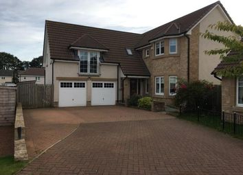 Thumbnail 5 bed detached house to rent in Mackie Way, Elrick, Westhill