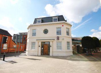 Thumbnail 1 bedroom flat to rent in Curzon House, Fox Lane North, Chertsey, Surrey