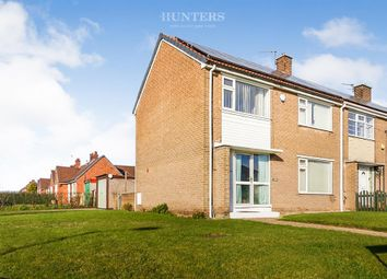 3 bed end terrace house for sale in Devonshire Road, Harworth, Doncaster DN11