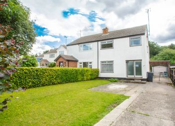 Thumbnail Semi-detached house for sale in Barton Grove, Kedington, Haverhill