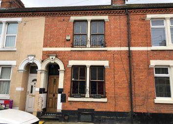 Thumbnail 3 bed terraced house for sale in Carlton Road, Northampton