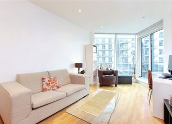 Thumbnail 2 bed flat to rent in Ensign House, Battersea Reach, London