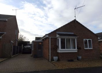 Thumbnail 2 bed bungalow to rent in Johnson Crescent, Heacham, King's Lynn