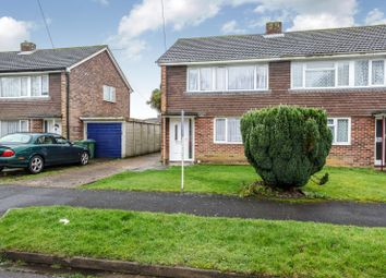 Thumbnail 3 bed semi-detached house to rent in Park Farm Avenue, Fareham