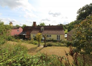 Thumbnail 3 bed cottage for sale in Hollow Lane, Washbrook, Ipswich