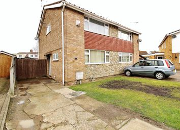 Linden Leas, Benfleet SS7. 3 bed semi-detached house