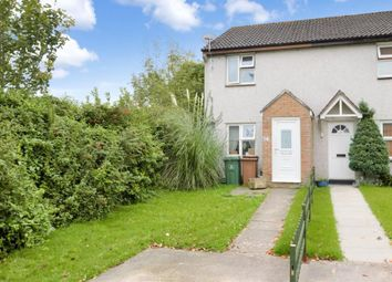 Thumbnail 3 bedroom end terrace house for sale in Kirkstall Close, Ham, Plymouth, Devon