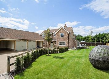Thumbnail 4 bedroom detached house for sale in Guilden Morden, Nr Royston, South Cambs