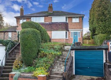 Thumbnail 3 bed semi-detached house for sale in Bourne Place, Leek