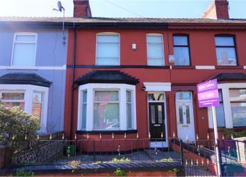 Thumbnail 2 bed terraced house for sale in Cedar Road, Liverpool