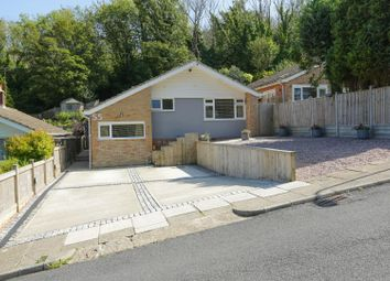 Thumbnail 3 bed detached bungalow for sale in Deanwood Road, Dover