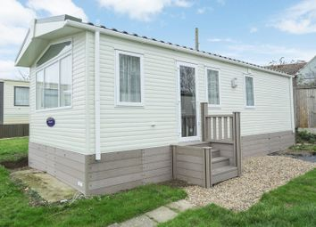 Thumbnail 2 bed mobile/park home for sale in Bradgate Park, Manston Court Road, Margate