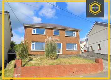 Thumbnail 3 bed detached house for sale in Elgin Road, Pwll, Llanelli