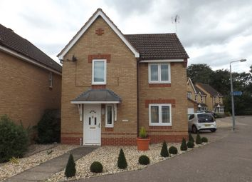 Thumbnail 3 bed property for sale in Heartsease Road, Thetford