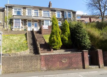 Thumbnail 3 bed terraced house for sale in Alexandra Road, Sixbells, Abertillery. NP132Lh