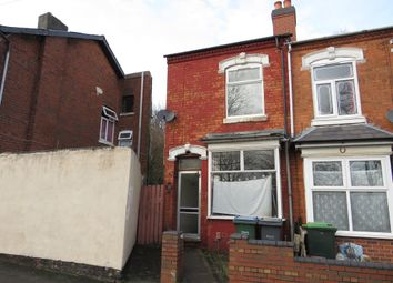 Thumbnail 3 bed semi-detached house for sale in Unett Street, Smethwick