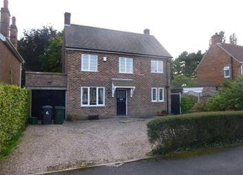 Thumbnail 3 bed detached house to rent in Ingham Road, Bawtry, Doncaster