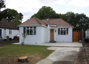 Thumbnail 3 bedroom detached bungalow to rent in Woodhurst Avenue, Petts Wood, Orpington