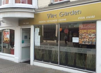 Thumbnail Restaurant/cafe for sale in 11 High Street, Colchester