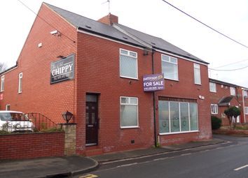 Thumbnail Retail premises for sale in Front Street, Perkinsville, Pelton, Chester Le Street