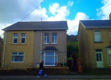 Thumbnail 3 bed terraced house to rent in Commercial Street, Risca, Newport