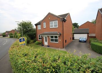 Thumbnail 4 bedroom detached house for sale in Hopefield Chase, Rothwell, Leeds